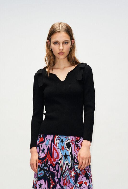 MYHEARTH19 : Strick & Sweatshirts farbe NOIR