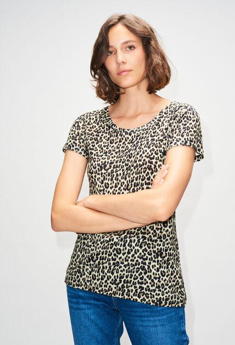 TREFLEH19 : T-Shirts farbe MULTICO