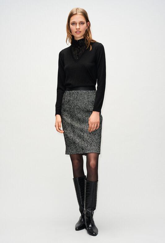MACAOH19 : Strick & Sweatshirts farbe NOIR