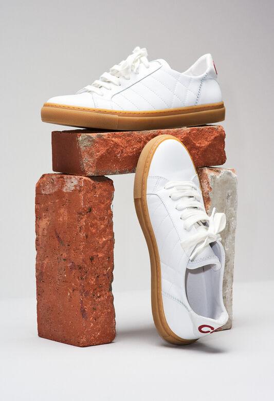 AVENIRH19 : Schuhe farbe BLANC