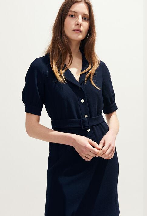 ROSEA BIS : Kleider farbe Marine