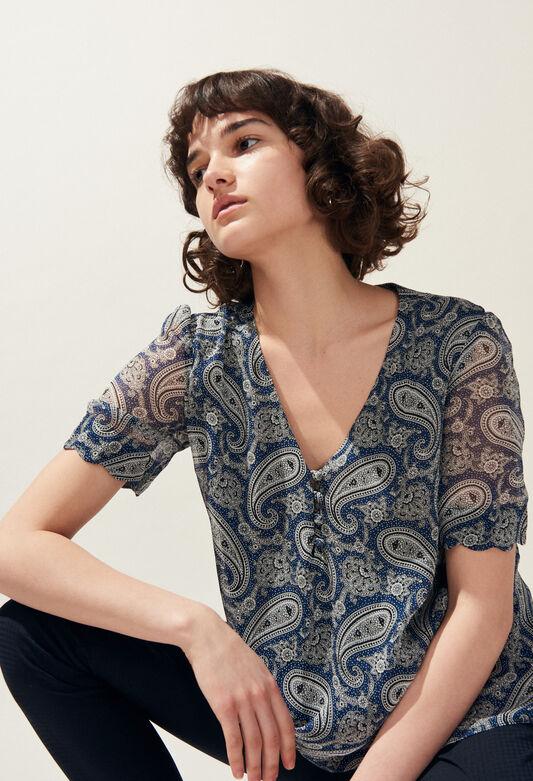 BALADIN : Tops & Shirts color MARINE