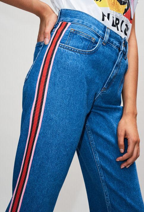 PRISCAH19 : Jeans & Pants color DENIM