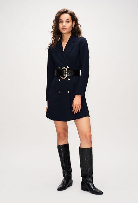RESEAUH19 : Kleider farbe MARINE