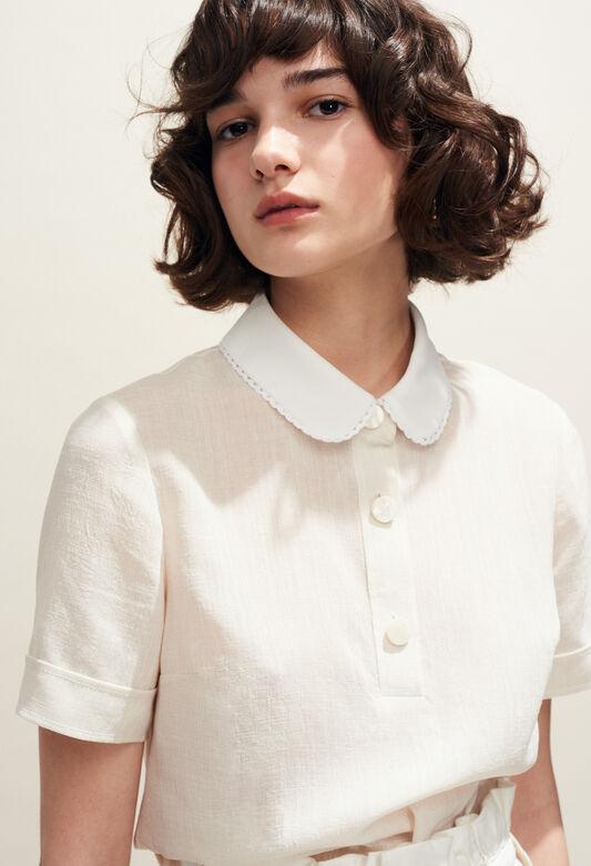 BOB : Tops & Shirts color IVOIRE