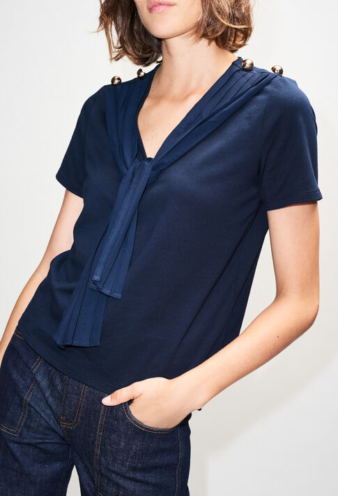 TINH19 : T-Shirts farbe MARINE