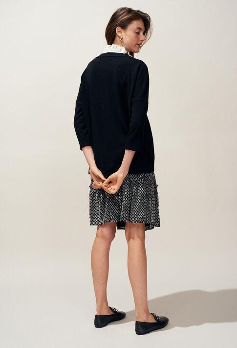 MANIANA : Knitwear & Cardigans color Black