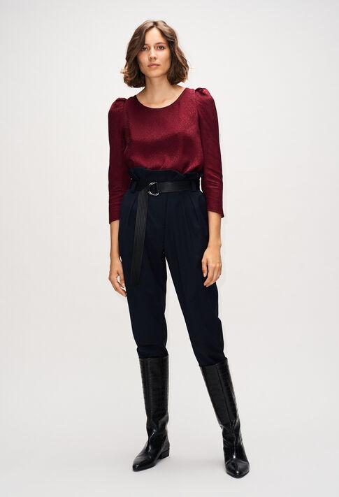 BANCJACH19 : Oberteile & Hemden farbe VELVET