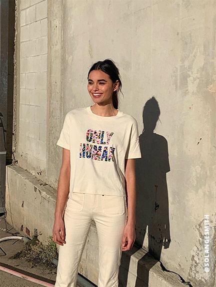T-shirt Only human